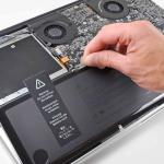 "Батарея A1309 для MacBook Pro Unibody 17"" A1297"