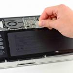 "Батарея A1382 для MacBook Pro Unibody 15"" 2011-2012 A1286"