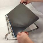 Заміна матриці на MacBook Pro Retina