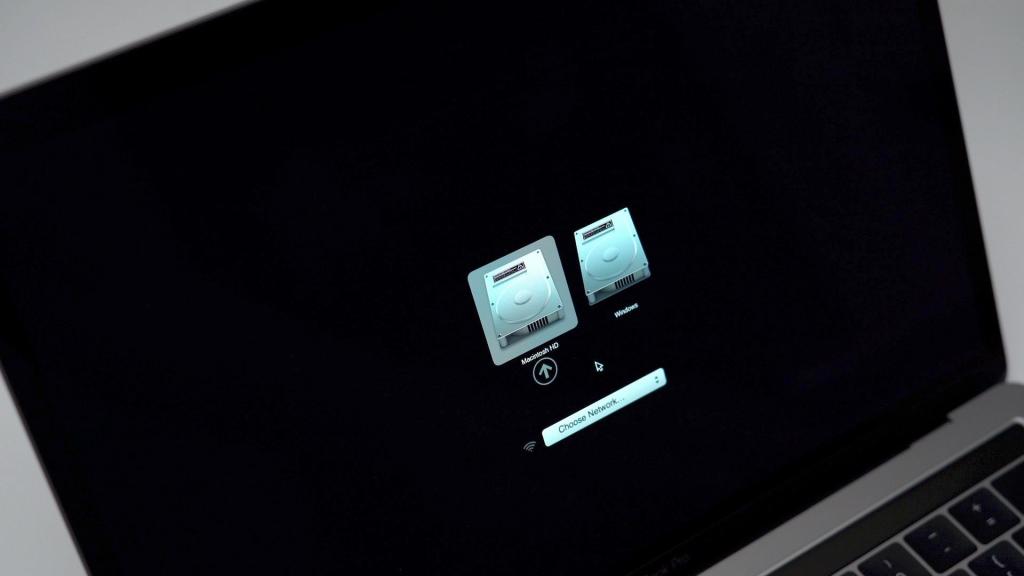 Віндовс на Mac через Boot Camp