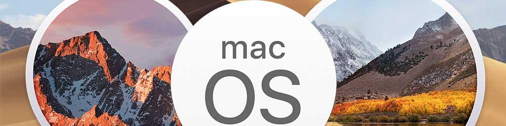 Встановлення macOS