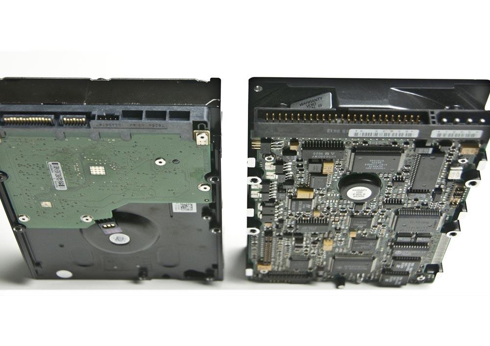 Відмова контролеру HDD