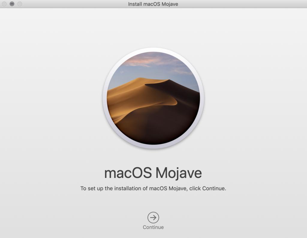 Чисте встановлення macOS