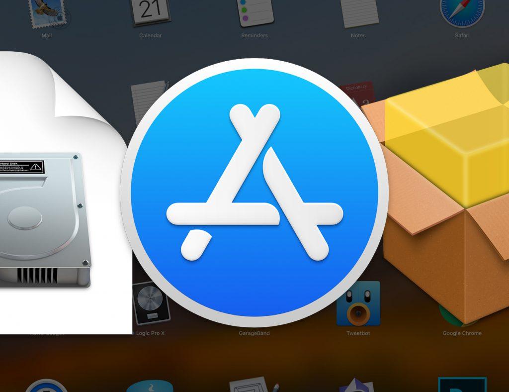 Встановлення macOS з пакетом програм