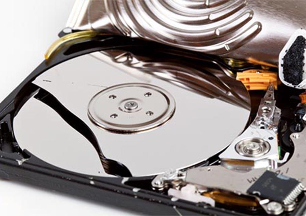 Відновлення даних з пошкодженого диску HDD