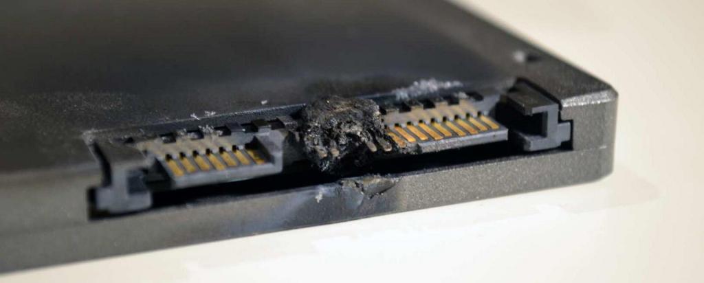 Відновлення даних з SSD
