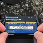 Збільшимо об'єм оперативної пам'яті на вашому MacBook Pro