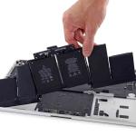 """Заміна батареї на MacBook Pro Retina 15"""" Late 2013, Mid 2014, Early 2015, Mid 2015"""
