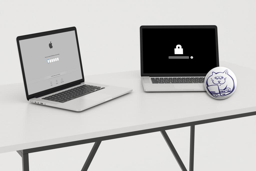 Як розблокувати MacBook або iMac від iCloud?