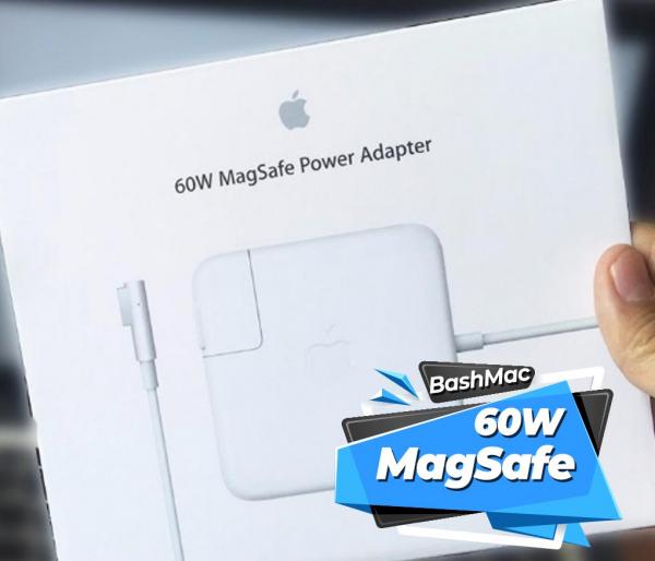 Нова оригінальна зарядка Apple MagSafe Power Adapter 60W