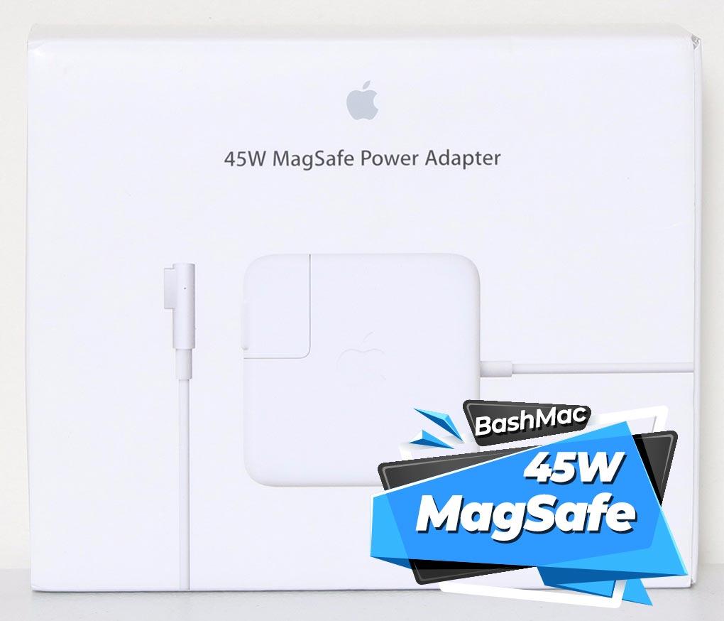 Нова оригінальна зарядка Apple MagSafe Power Adapter 45W