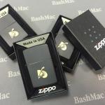 Zippo 218 CLASSIC black matte
