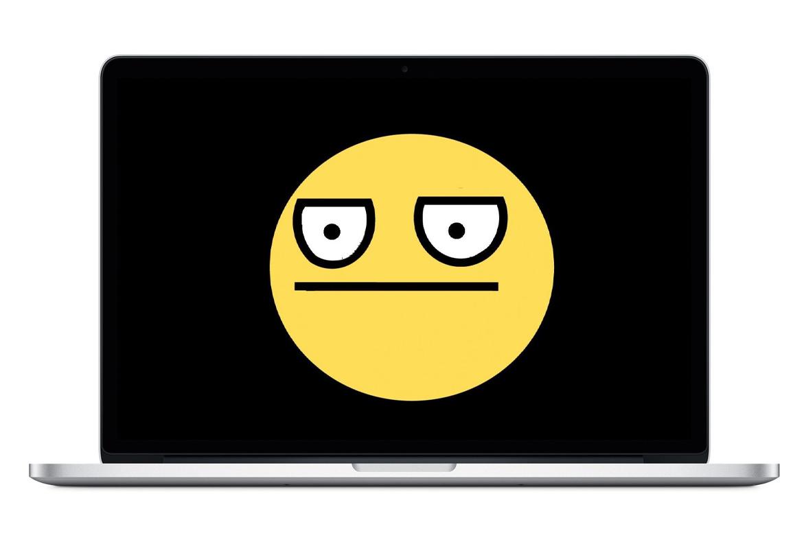чому дисплей Макбук не вмикається