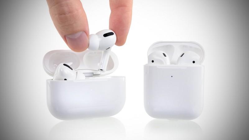 обмін навушників Apple AirPods